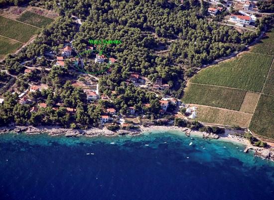 Appartamenti villa tamara isola di hvar for Appartamenti isola hvar