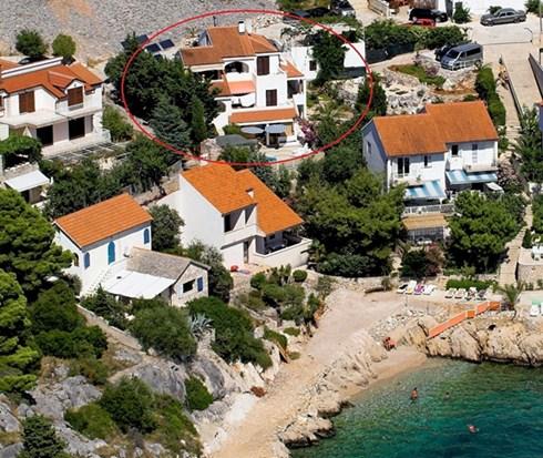 Appartamenti Primosten Croazia